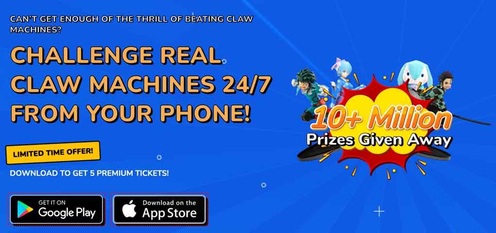 Online claw machine 1